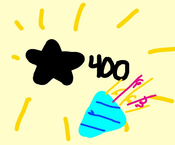 Congrats on 400+ Emotes