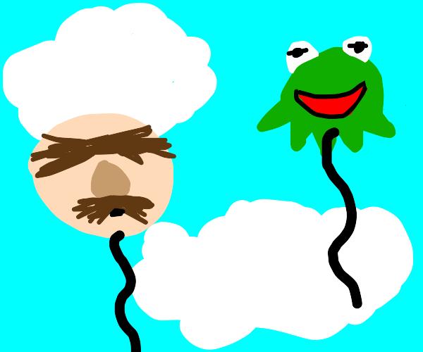 Balloon Muppets