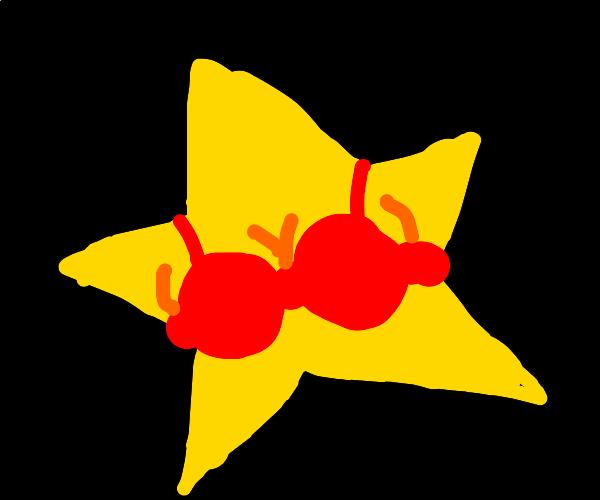 Star in a Bra