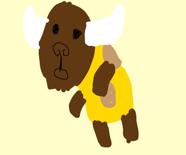 Buffalo from 10,000 B.C.