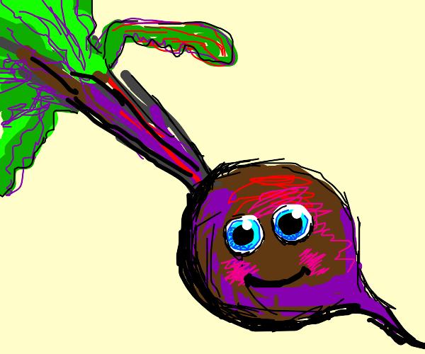 cute beetroot