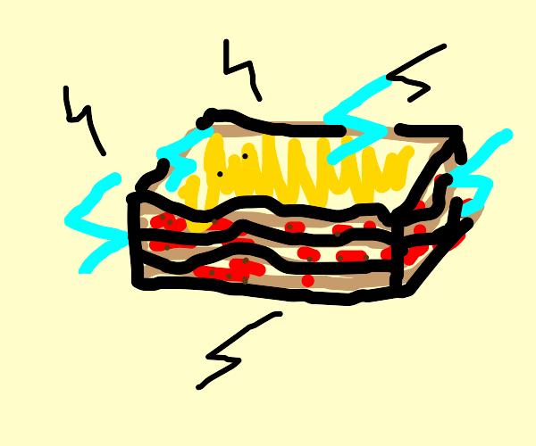 Eclectic Lasagna