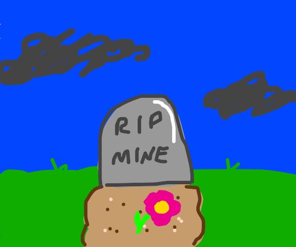 R.I.P. Mine