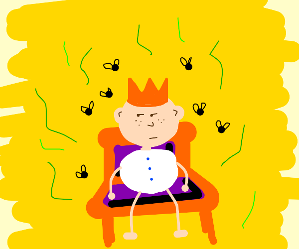 king of stinkland
