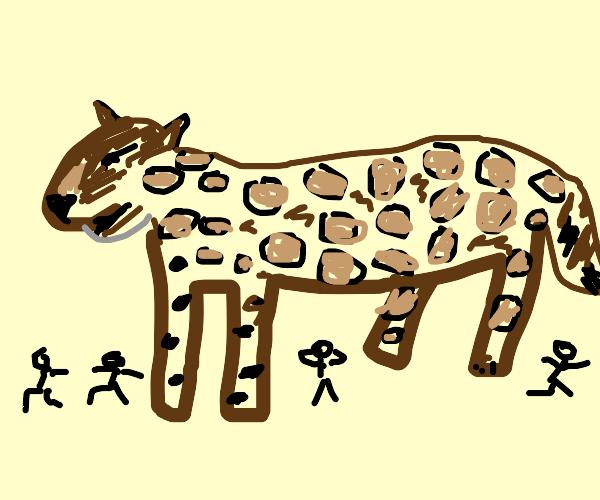 Mega Jaguar
