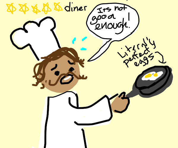 try hard chef