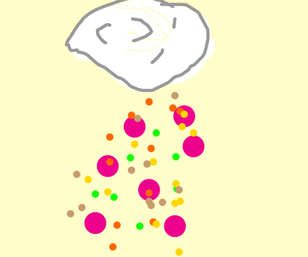 Raining Candy