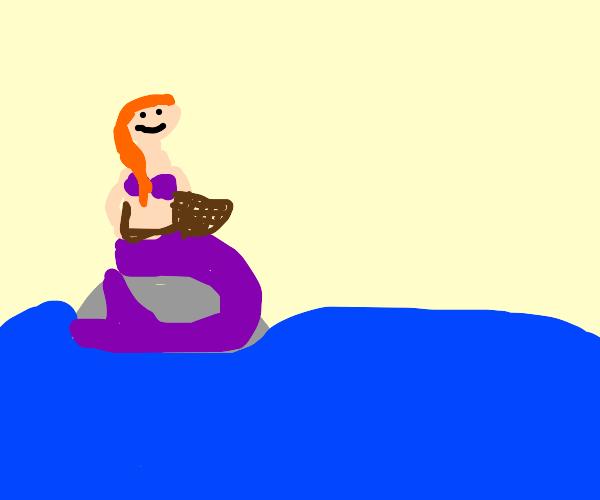 Mermaid Basketweaving