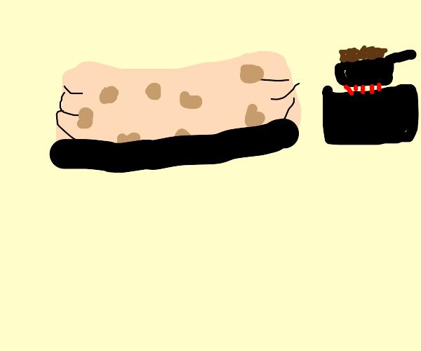 dark side burrito