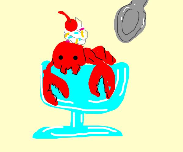 lobster sorbet