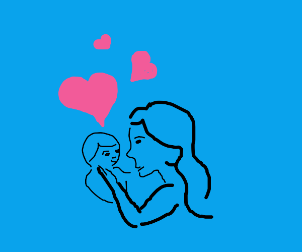 Draw something that you're proud of!
