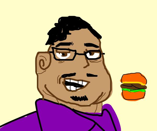 Grubhub guy