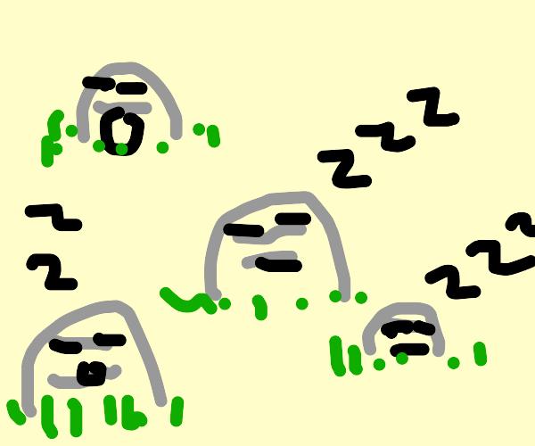 Sleepy Cemetery