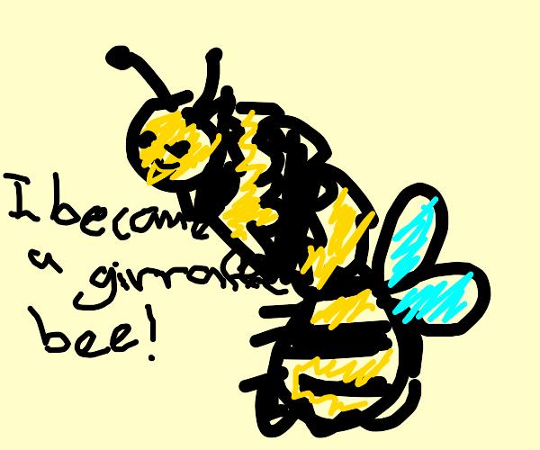 Long Neck Bee