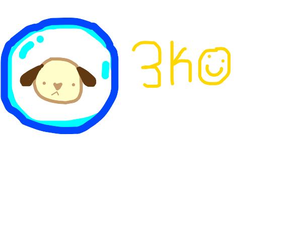 spacepuppy got 3k emotes :3