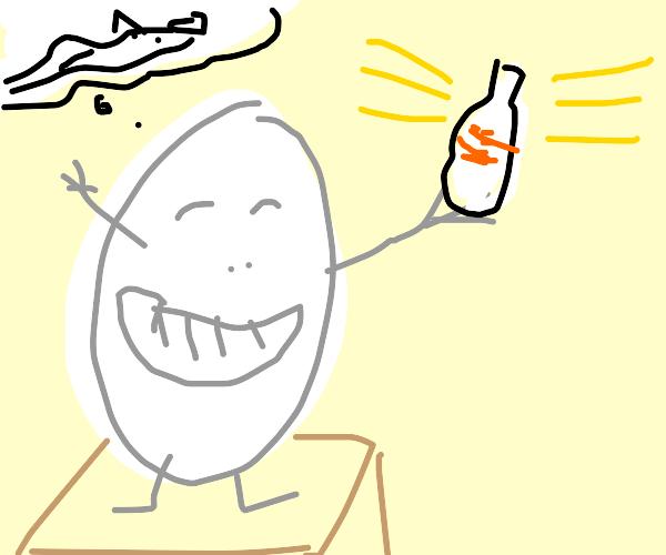 Eggman's body swap and impersonation cream