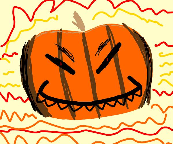 Pumpkin Devil