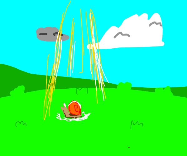 snail ascending