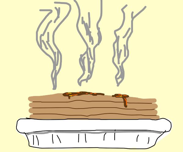 Pancake Shortstack