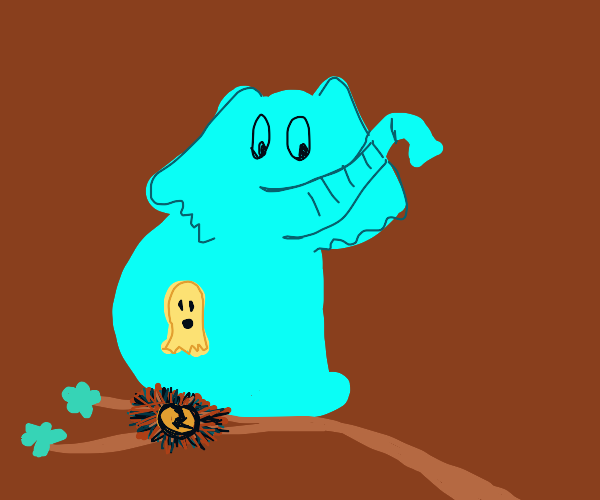 Horton Hatches the Ghost Egg