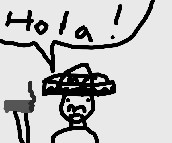 mexican man speaking spanish