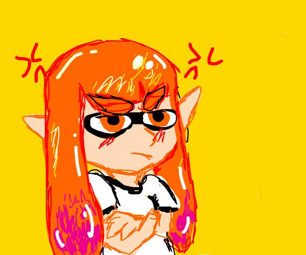 squid kid angy