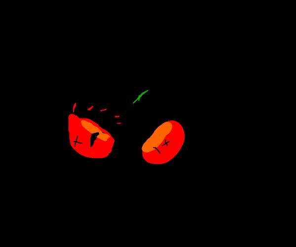 Tomato snaps