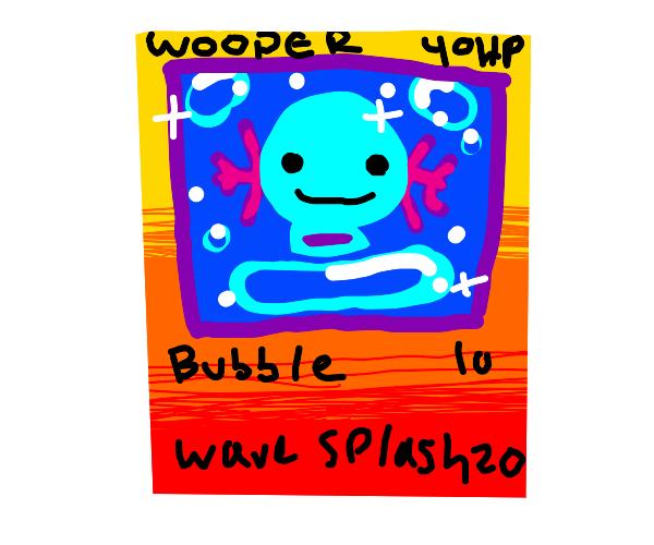 The Epic Pokémon card