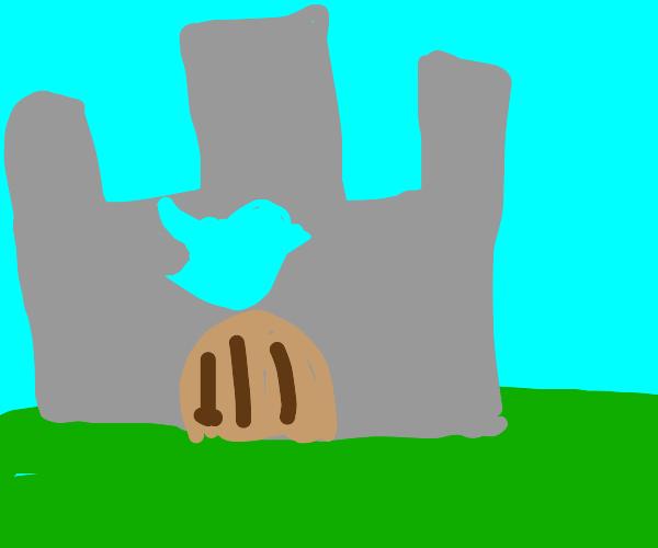 Castle of Twitter! Birb Castle.