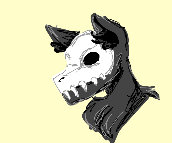 Skull Furry