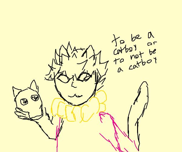 Catboy???