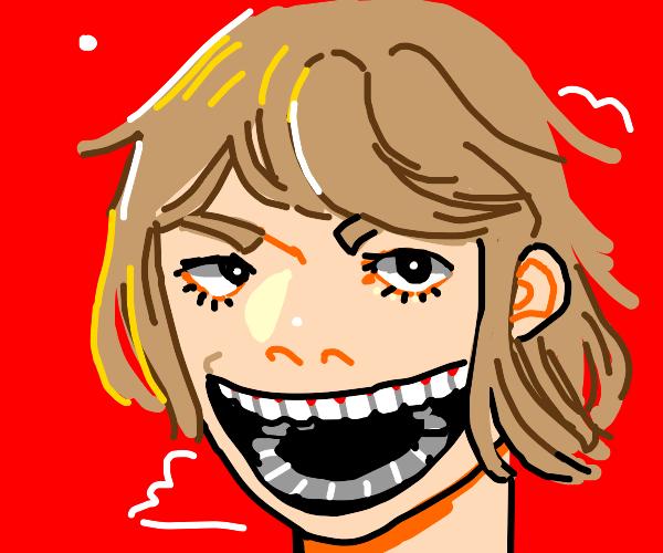 too many teeth