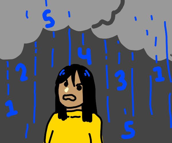 It's Raining Numbers