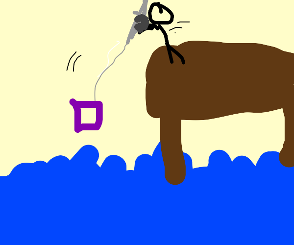 Reeling in a Square