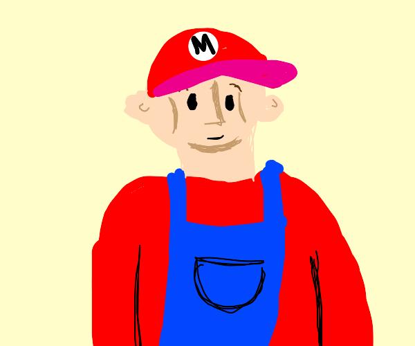Plump Mario