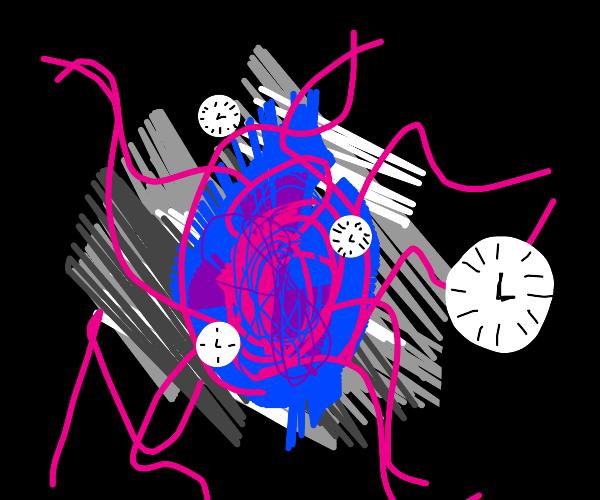 a time portal I think