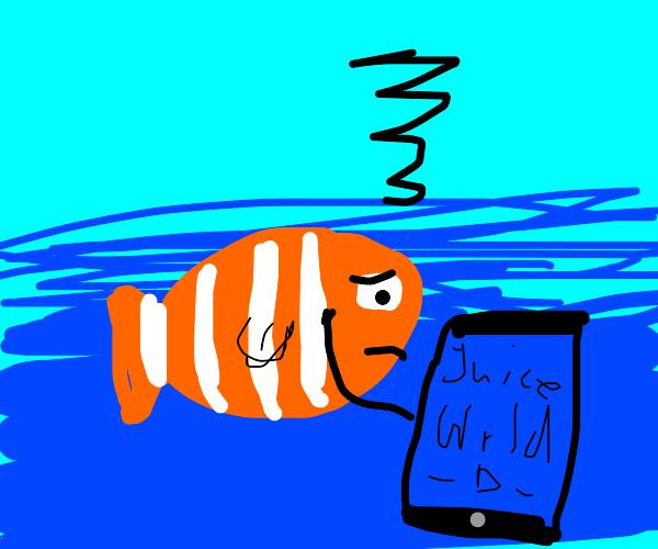 Depressed Nemo