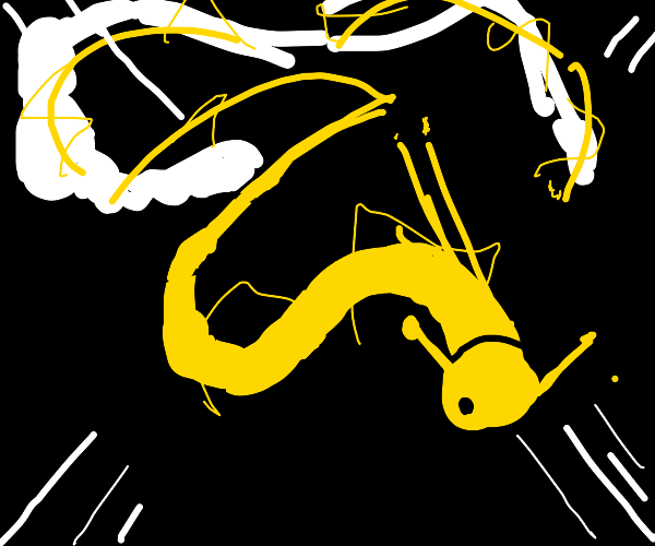 world's fastest yellow slug