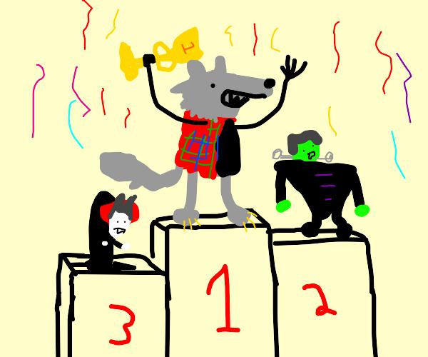 Champion Werewolf