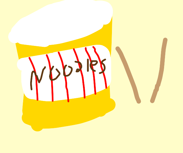 cup of noodle
