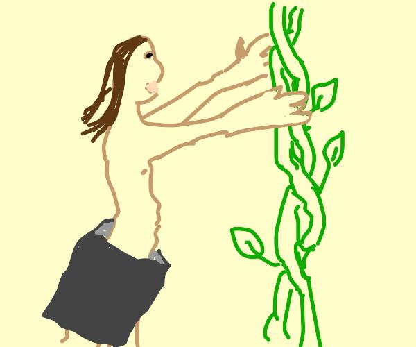 Tarzan and the Beanstock