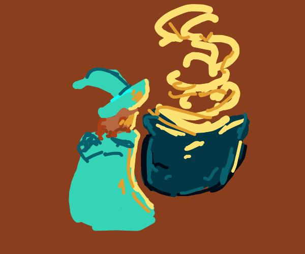 wizarding alchemy