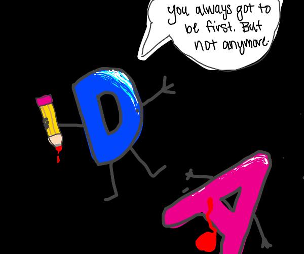 drawception d kills attempts murder