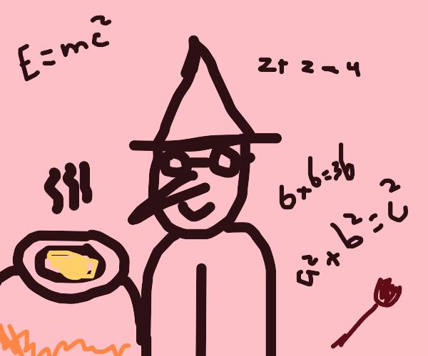 Nerdy Witch