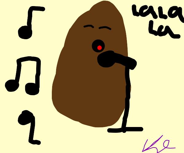 Walnut Singer