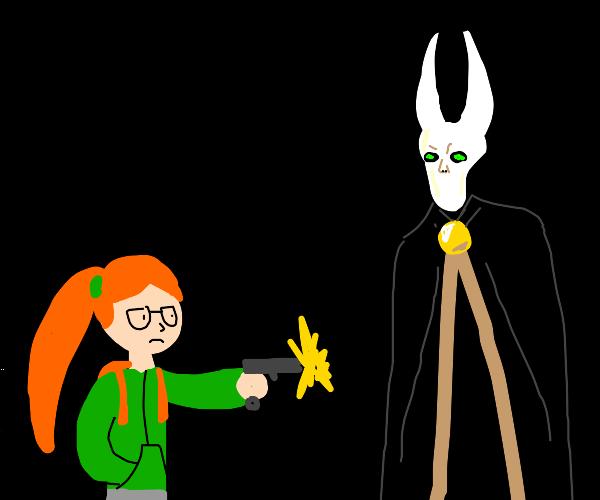 tulip (infinity train) shoots emperor belos