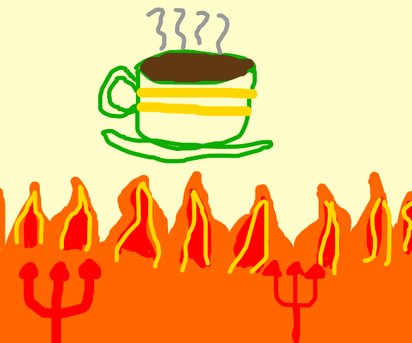Coffee from Hell