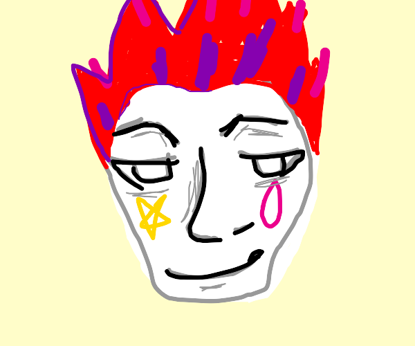 That clown guy from HxH
