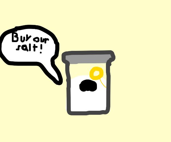 Salty Advertiser