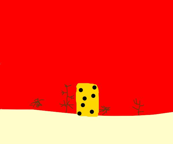 Sponge in a Heatwave